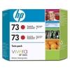 Tusz HP nr 73 dwupak [CD952A]