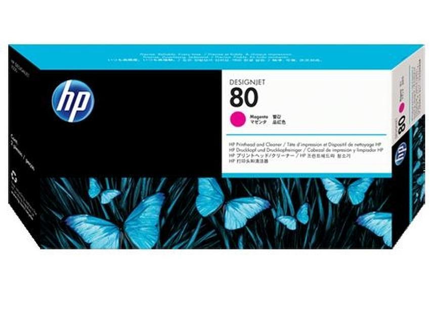 Głowica HP nr 80M  [C4822A]