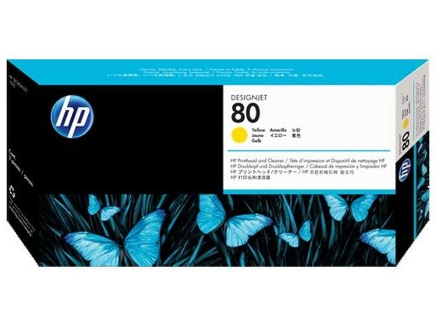 Głowica HP nr 80Y  [C4823A]