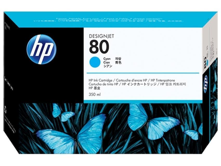 Tusz HP nr 80C  [C4846A]
