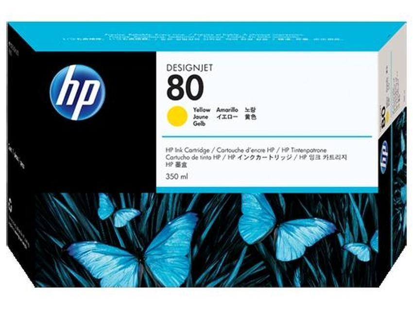 Tusz HP nr 80Y  [C4848A]