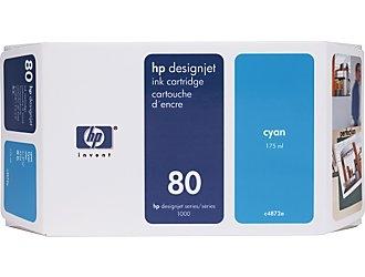 Tusz HP nr 80C  [C4872A ]