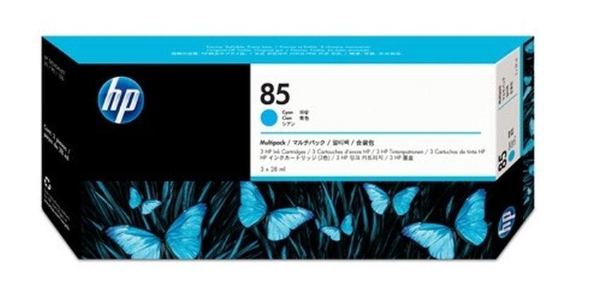 Tusz HP nr 85 trójpak [C9431A ]
