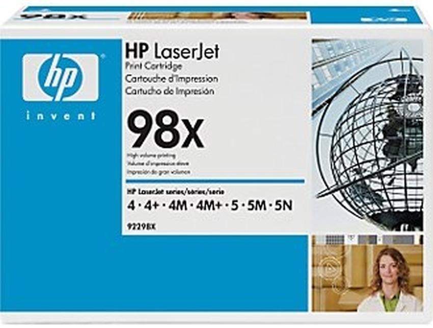 Toner HP 98X [92298X]