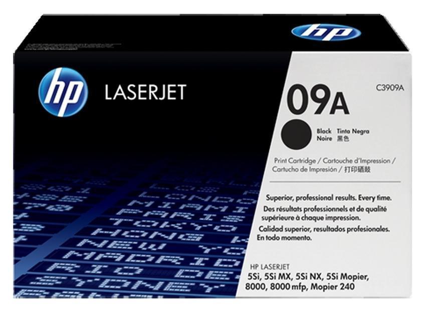 Toner HP 09A [C3909A]