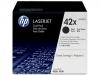 Toner HP 42X dwupak [Q5942XD]