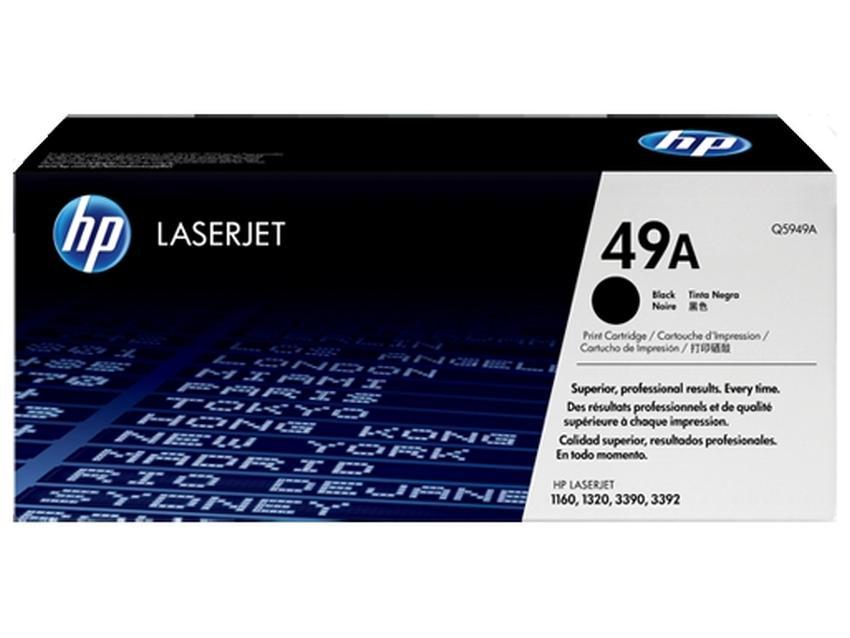 Toner HP 49A [Q5949A]