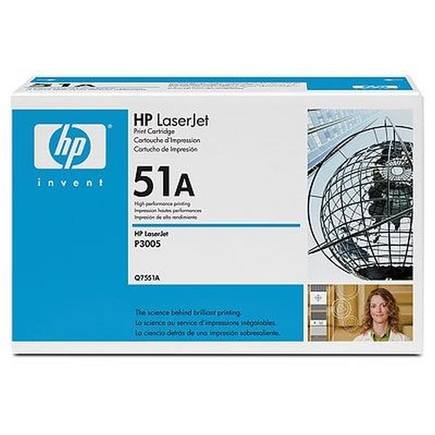 Toner HP 51A [Q7551A]