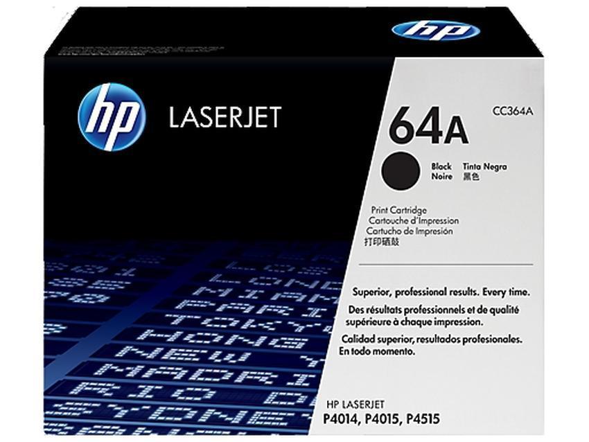 Toner HP 64A [CC364A]