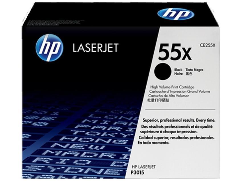 Toner HP 55X [CE255X]