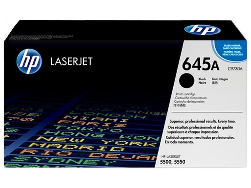 Toner HP 645A [C9730A]