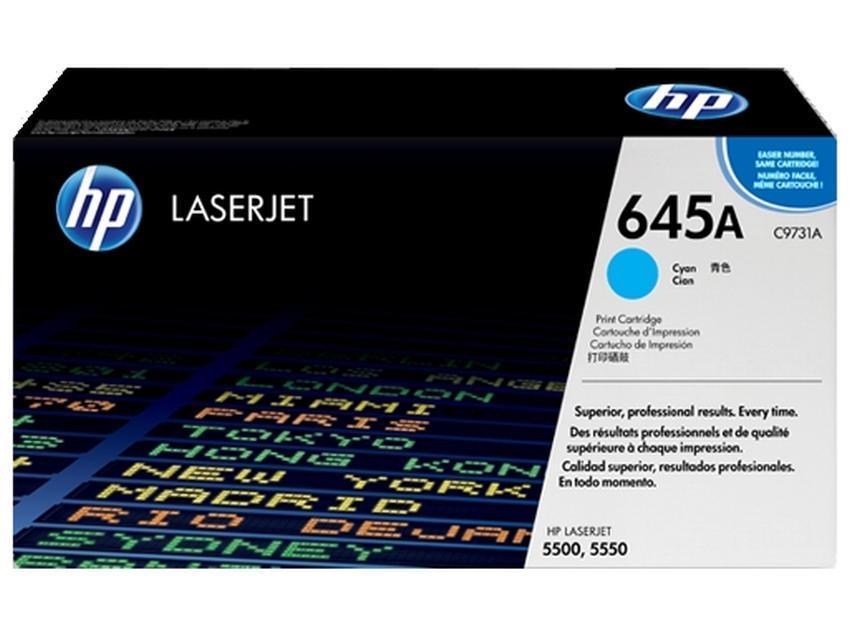 Toner HP 645A [C9731A]