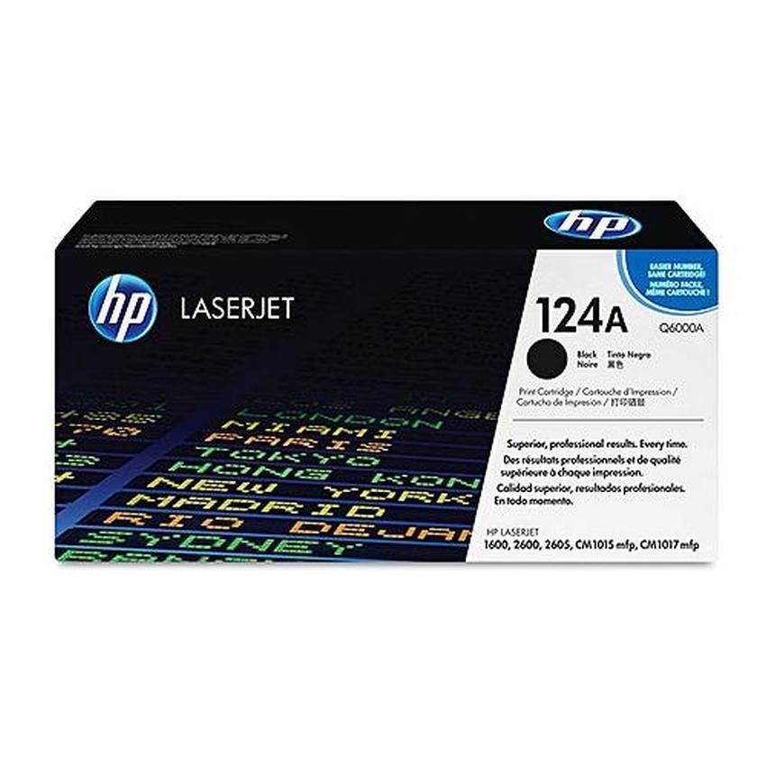 Toner HP 124A [Q6000A]