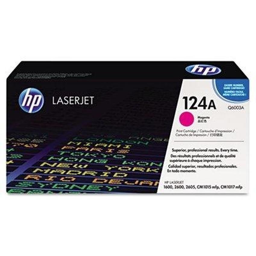 Toner HP 124A [Q6003A]