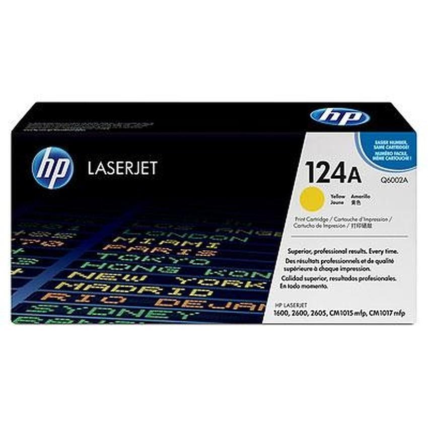 Toner HP 124A [Q6002A]