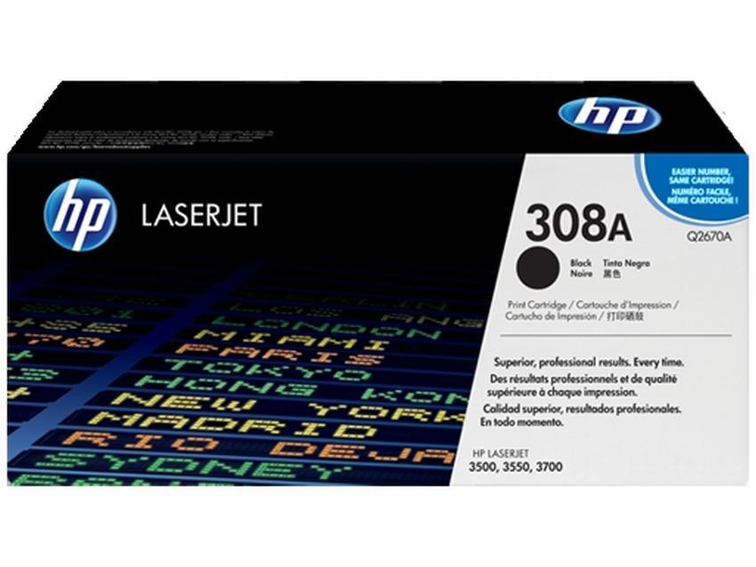 Toner HP 308A [Q2670A]