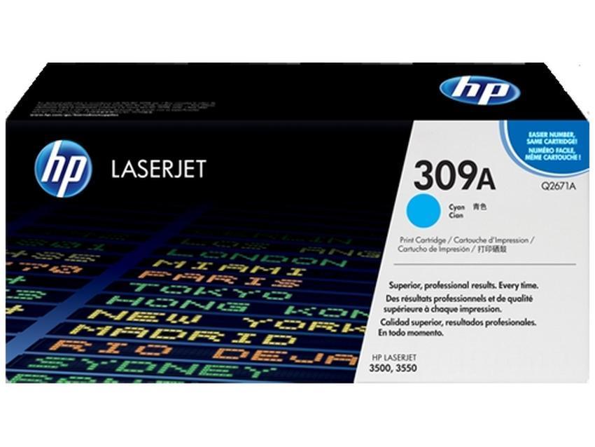 Toner HP 309A [Q2671A]