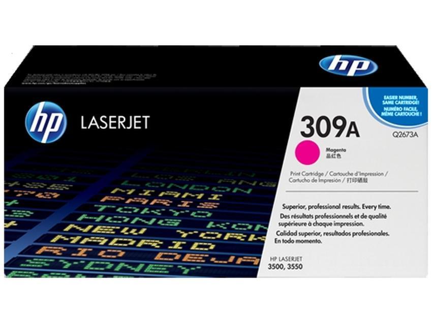 Toner HP 309A [Q2673A]