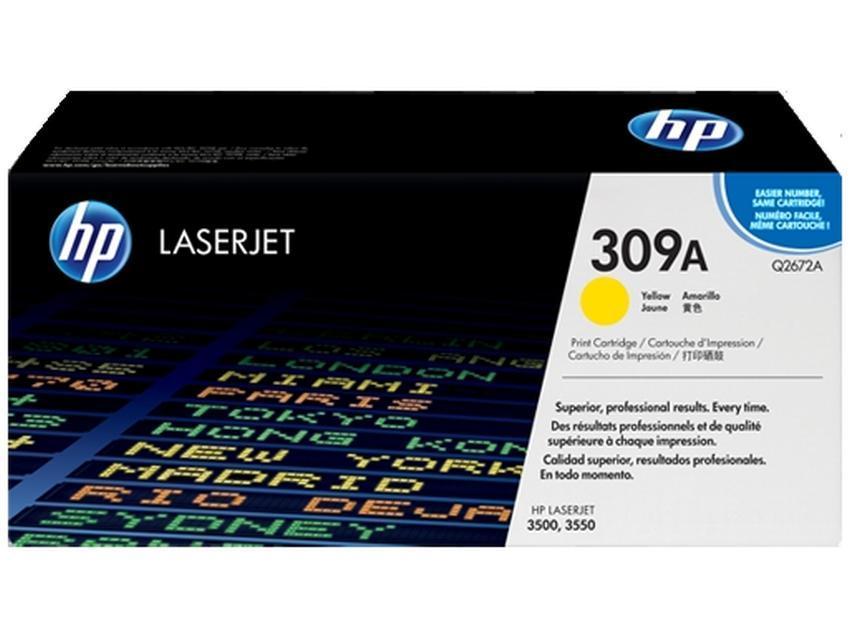 Toner HP 309A [Q2672A]