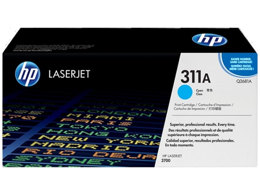 Toner HP 311A [Q2681A]