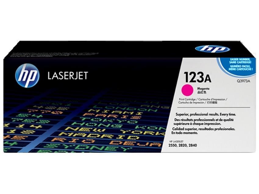 Toner HP 123A [Q3973A]