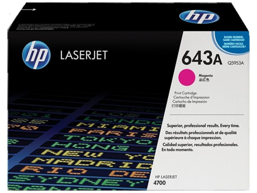 Toner HP 643A [Q5953A]