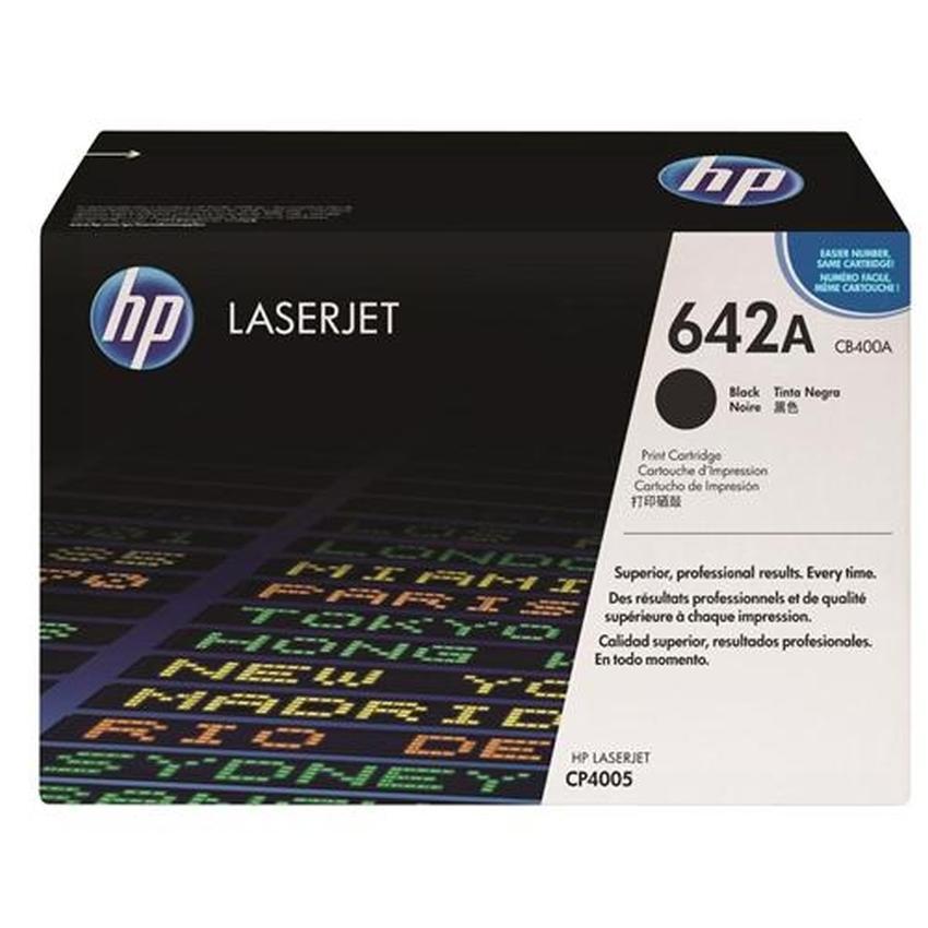 Toner HP 642A [CB400A]