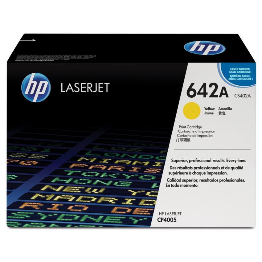 Toner HP 642A [CB402A]