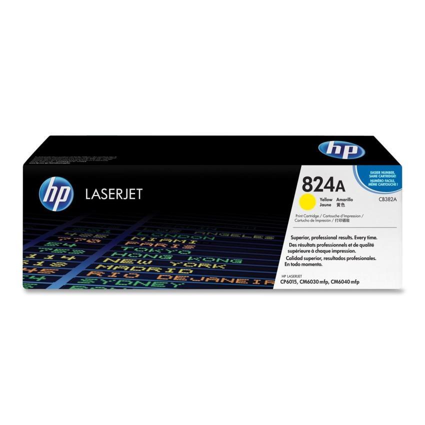 Toner HP 824A [CB382A]