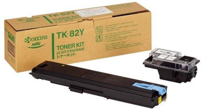 Toner Kyocera TK82Y