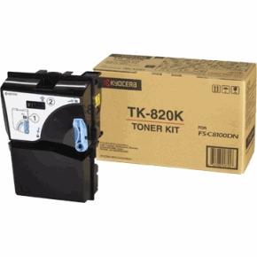 Toner Kyocera TK820K
