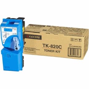 Toner Kyocera TK820C