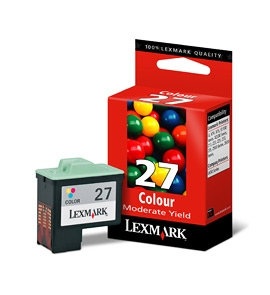 Głowica Tusz Lexmark 27 [10NX227E]