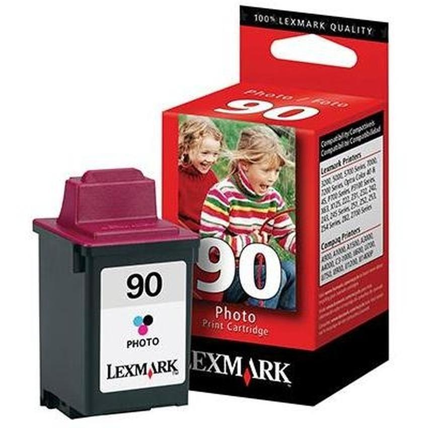 Głowica Tusz Lexmark 90