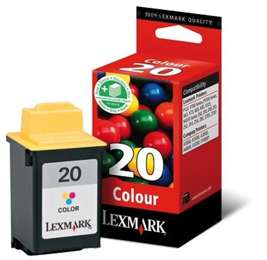 Głowica Tusz Lexmark 20 [15MX120E]