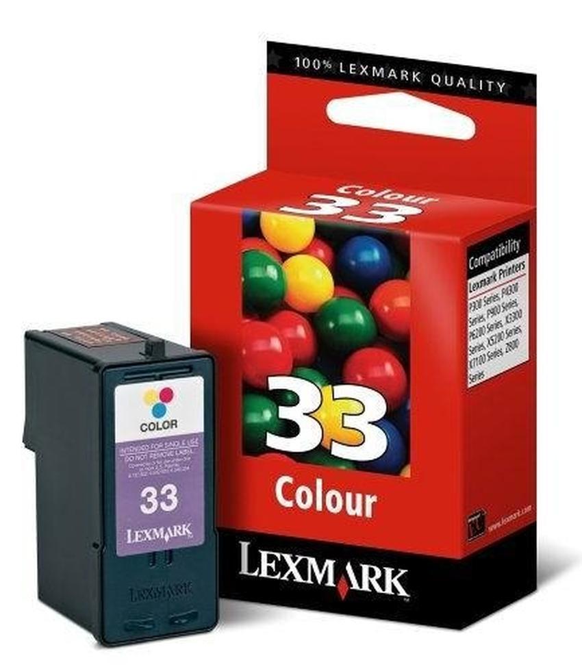 Głowica Tusz Lexmark 33 [18CX033E]