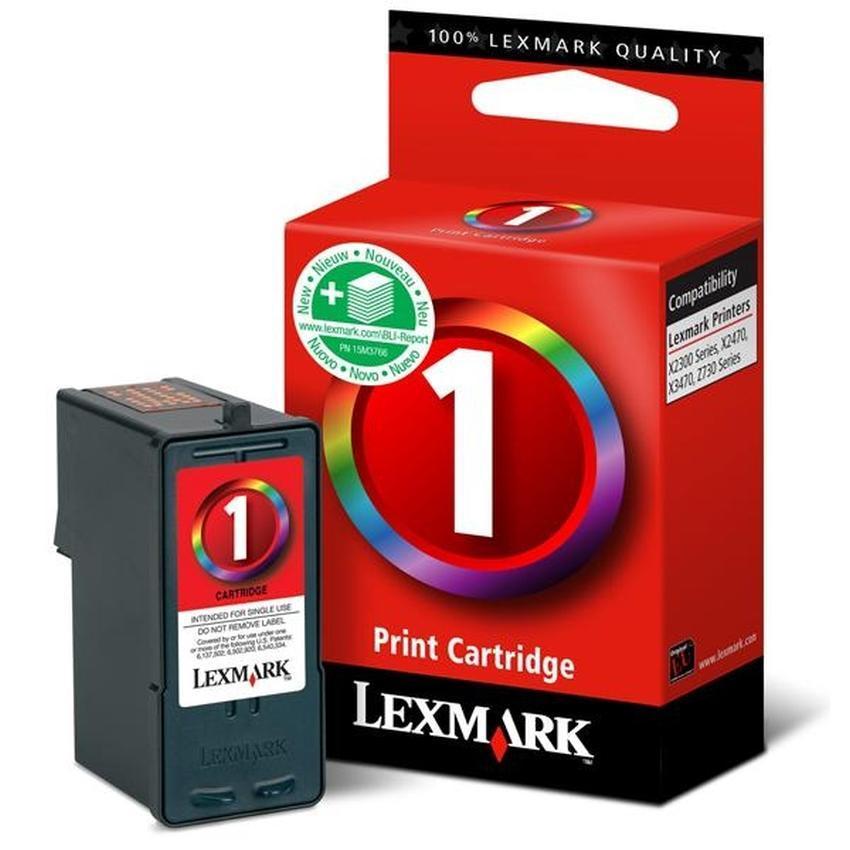 Głowica Tusz Lexmark 1 [18CX781E]