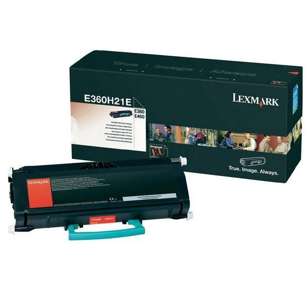Toner Lexmark E360H21E