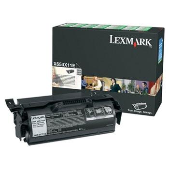 Toner Lexmark X654X11E