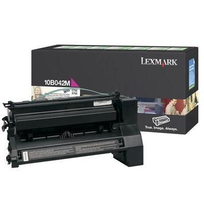 Toner Lexmark 10B042M