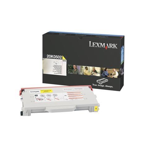 Toner Lexmark 20K0502