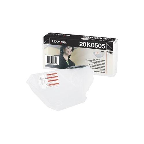 Pojemnik zużytego tonera Lexmark 20K0505
