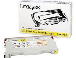 Toner Lexmark 20K1402