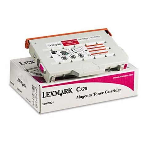 Toner Lexmark 15W0901