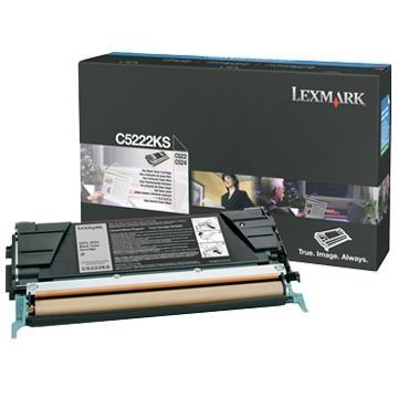 Toner Lexmark C5222KS