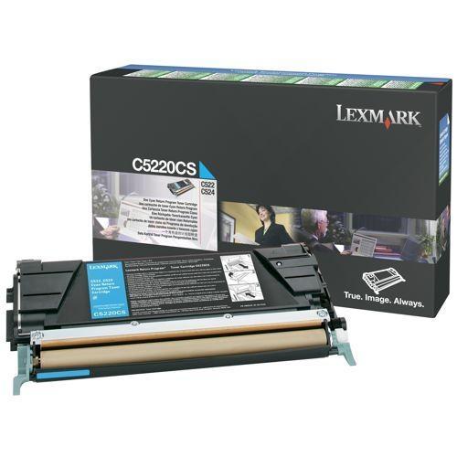 Toner Lexmark C5220CS