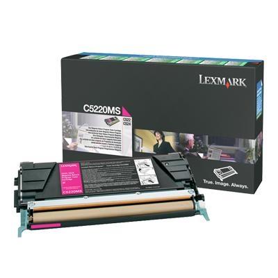Toner Lexmark C5220MS