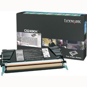 Toner Lexmark C5240KH