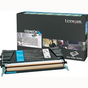 Toner Lexmark C5240CH