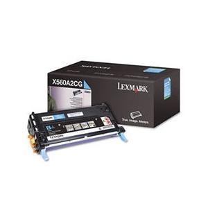 Toner Lexmark X560A2CG